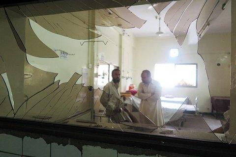 ИГвзяло насебя ответственность завзрыв в клинике вПакистане