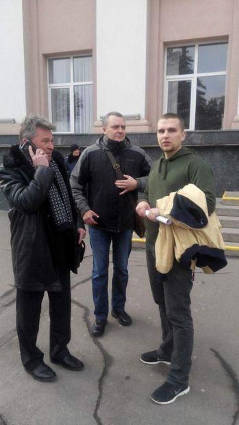 Санчеса выпустили на свободу в зале апелляционного суда