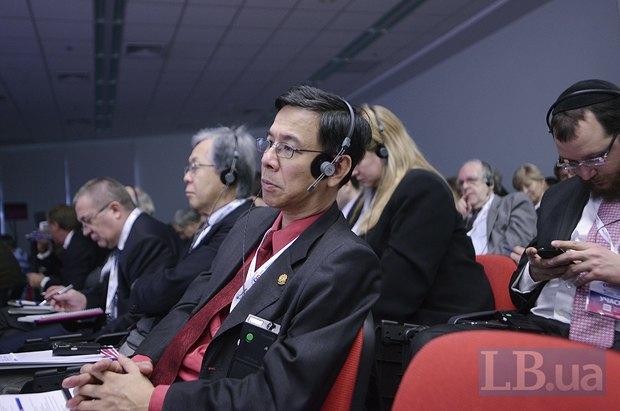 Посол Малайзии в Украине Чуа Теонг Бан