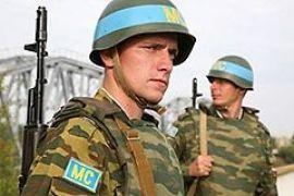 Ющенко отправил миротворцев в Кот-д'Ивуар
