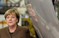 Меркель подтвердила планы отправки немецких солдат в Литву