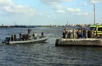 Число жертв крушения лодки с мигрантами у побережья Египта выросло до 79