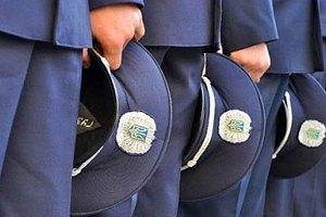 Милиционеры отмечают профессиональный праздник