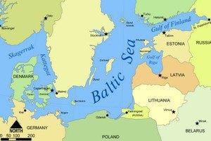 Восемь балтийских стран объявили неприемлемым давление на Украину