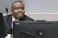Гаагский трибунал признал экс-вице-президента ДРК виновным в военных преступлениях