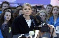 Тимошенко проведет переговоры с луганскими сепаратистами