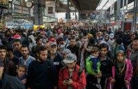 На востоке Германии вспыхнули столкновения с мигрантами