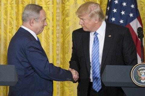 """Нетаньяху заявил о начале """"нового дня"""" в отношениях с США"""