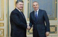 Порошенко предложил Тони Блэру войти в консультативный совет реформ