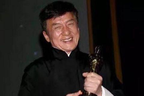 """Джекі Чан отримав """"Оскар"""""""
