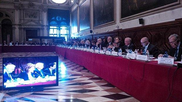 Засідання Венеціанської комісcії