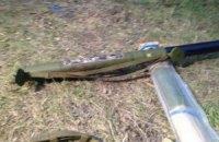 Украинских десантников под Краматорском расстреляли из гранатометов