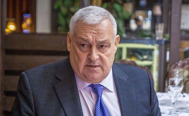 Президент Української зернової асоціації Володимир Клименко