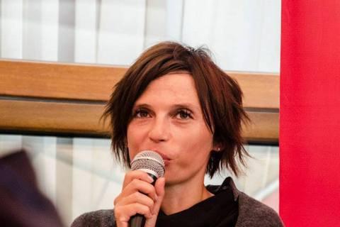 Карпа очолила культурний центр при посольстві Франції