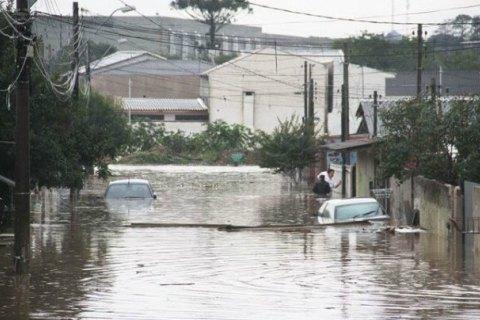 В Сербии объявлен режим чрезвычайной ситуации из-за наводнений