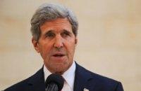 Керри: США поддерживают дипломатическое решение конфликта на Донбассе