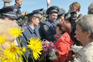 Покладання квітів у Львові відбулося без ексцесів