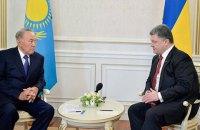Назарбаев считает, что Порошенко склонен к компромиссам по Донбассу