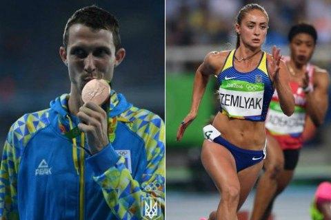 Названы лучшие легкоатлеты Украины в2016 году