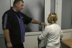 Правозащитник подтвердил отсутствие видеокамер в палате Тимошенко