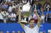 Маррей выиграл крупный турнир в Лондоне