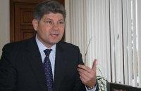 "Луганчане вручили мэру зайцев с надписью ""Спаси нас, дед Мазай"""