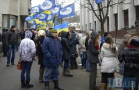 Оппозиционеры покинули Европейскую площадь