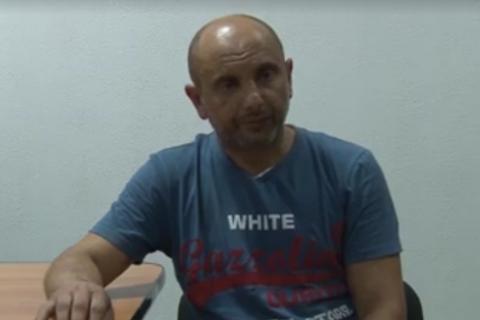 Похищенный ФСБРФ украинец Панов написал первое письмо родным
