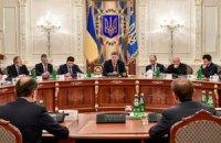 Порошенко утвердил план строительства фортификационных сооружений
