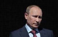 Церемонія інавгурації Путіна завершиться лунанням дзвонів