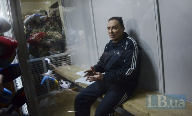 Ивана Безъязыкова, заподозренного впредательстве, освободили из-под ареста, его увезла «скорая»
