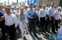 Оппозиция не откажется от акции протеста в Донецке