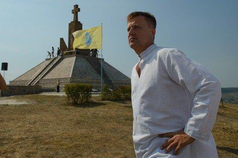 Наливайченко назвал память о боях за гору Лысоня источником отваги украинцев