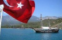 Туроператоры Украины приостановили проведение экскурсий в городах Турции