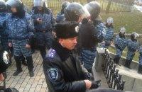 ГПУ повідомила про підозру одного з екс-керівників київської міліції