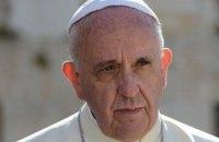 Папа Франциск провел около часа в приюте для бывших проституток