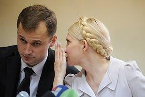 К защите Тимошенко допустили еще одного адвоката