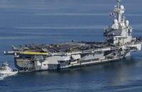 Французский авианосец нанес первые удары по ИГ в Ираке и Сирии