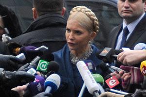 Тимошенко подала в американский суд на Фирташа