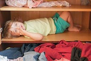 """""""Родителей детей с дефицитом внимания и гиперактивностью можно узнать по виноватому виду"""""""