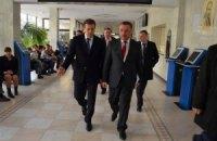 Колишній генпрокурор Махніцький захищає дисертацію у Ківалова