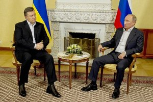 Путин обрадовался приезду Януковича в Сочи