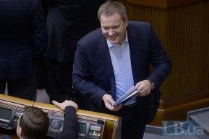 Колесниченко против отмены своего закона