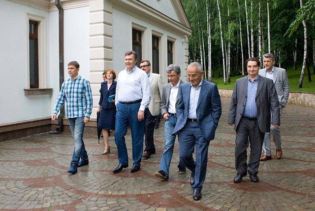 16 января - точка невозврата режима Януковича