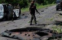 Боевики 49 раз обстреляли позиции сил АТО