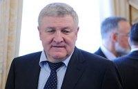Ежель обещает вывезти меланж с территории Украины до конца 2012 года