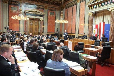 Парламент Австрии завершил ратификацию СА Украины и ЕС