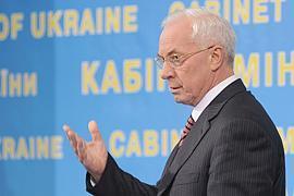 Азаров планирует до 2022 года попасть в ЕС