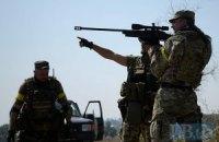 Силы АТО ведут наступление сразу на четырех направлениях