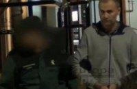 Появилось видео задержания Колобова